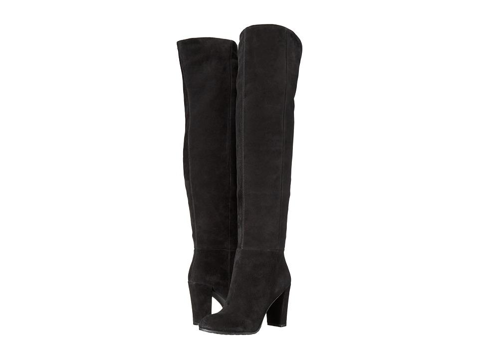 Nine West - Snowfall (Black Suede) Women's Shoes