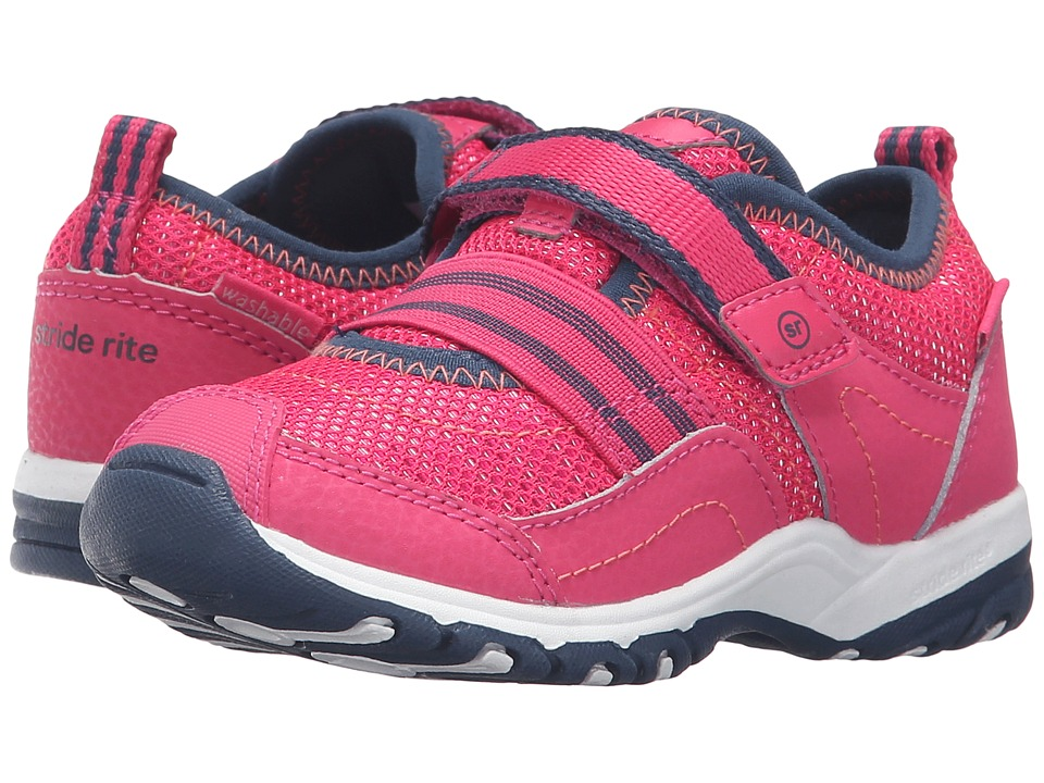 Stride Rite - Made 2 Play Felicia (Toddler) (Pink) Girl's Shoes