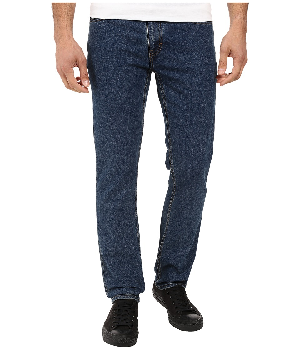 RVCA - Daggers Denim in Medium Blue (Medium Blue) Men's Jeans