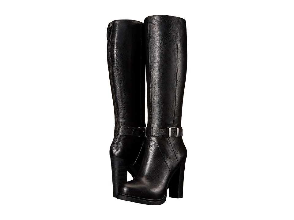 Nine West - Sweetkins (Black Leather) Women's Shoes