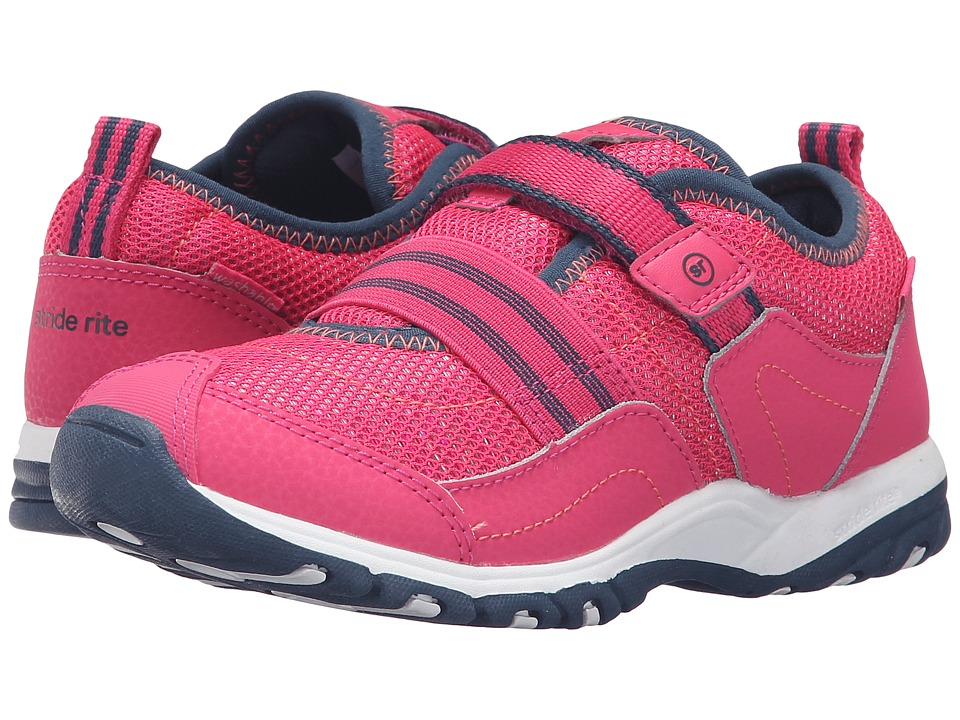 Stride Rite - Made 2 Play Felicia (Little Kid) (Pink) Girl's Shoes