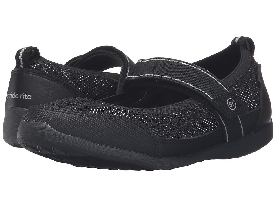 Stride Rite - Made 2 Play Tilly (Little Kid) (Black) Girl's Shoes