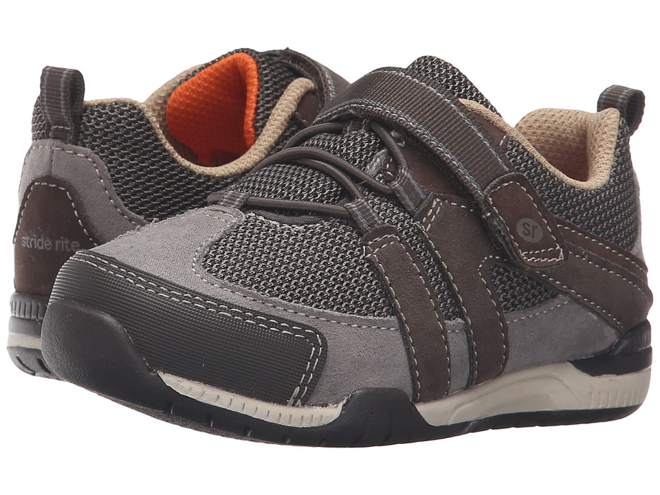 Stride Rite - Moss (Toddler/Little Kid) (Brown) Girl's Shoes