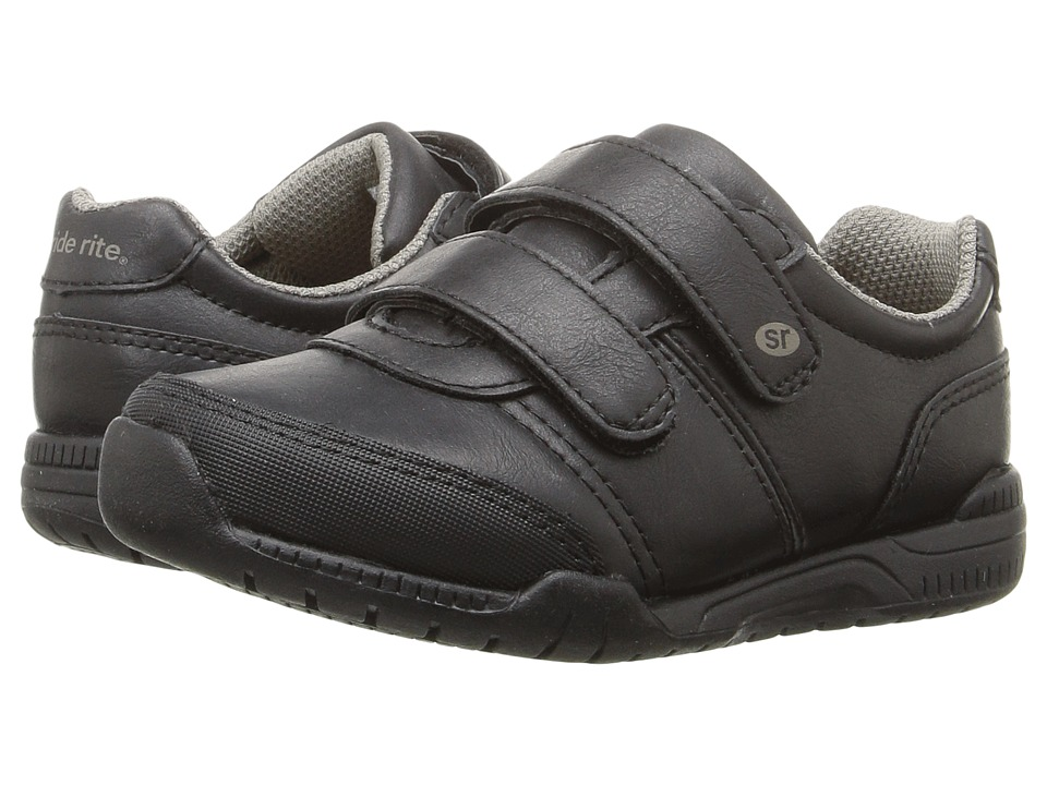 Stride Rite - Monte (Toddler/Little Kid) (Black) Boy's Shoes
