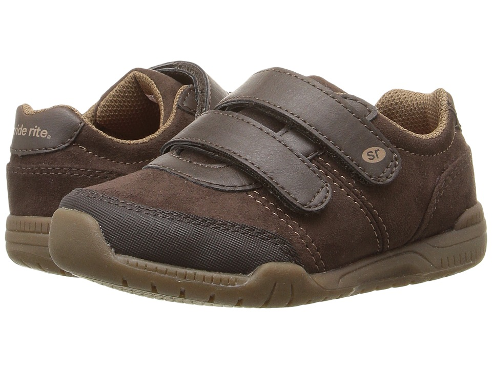 Stride Rite - Monte (Toddler/Little Kid) (Brown) Boy's Shoes