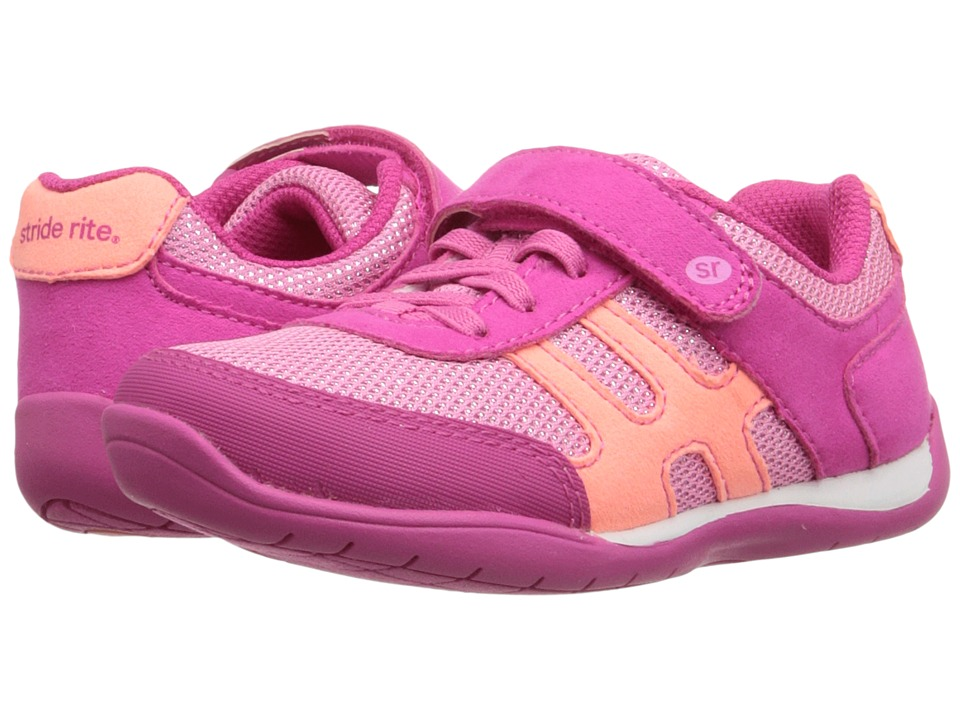 Stride Rite - Pamina (Toddler/Little Kid) (Pink) Girl's Shoes