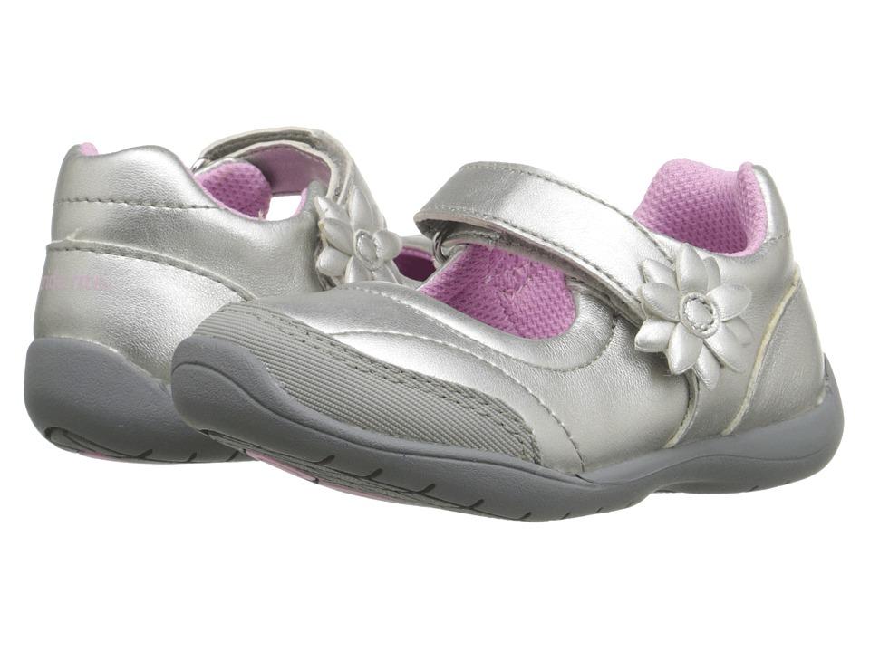 Stride Rite - Marien (Toddler/Little Kid) (Silver) Girl's Shoes