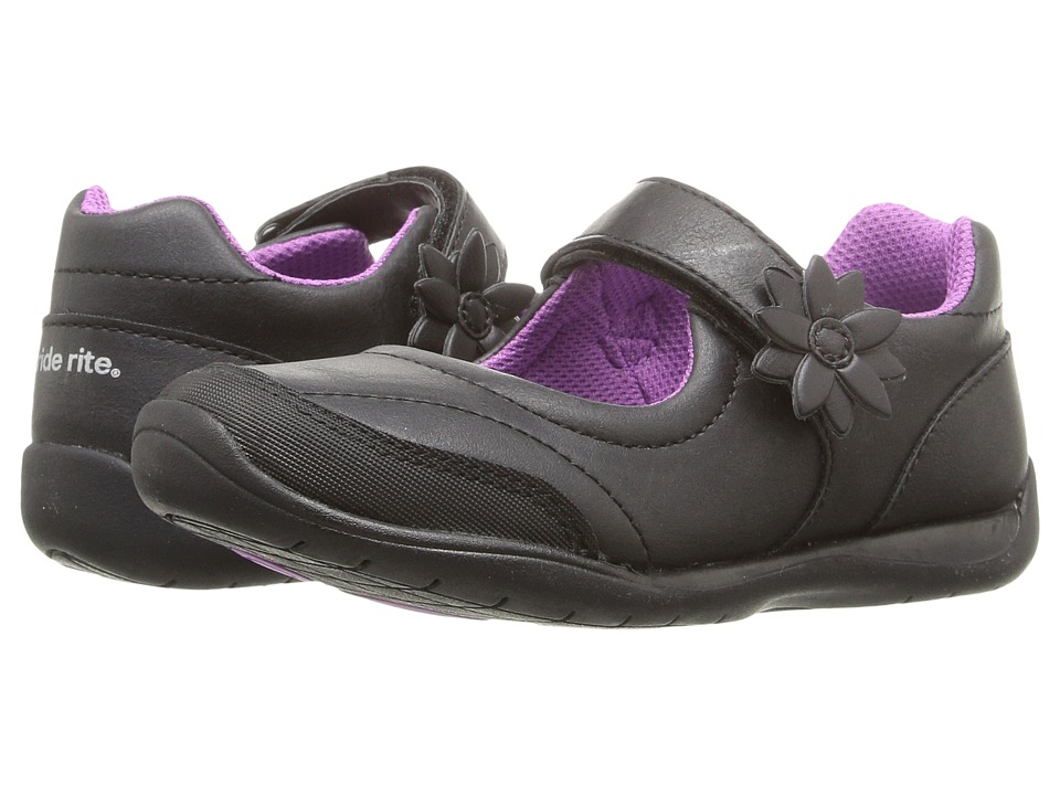 Stride Rite - Marien (Toddler/Little Kid) (Black) Girl's Shoes