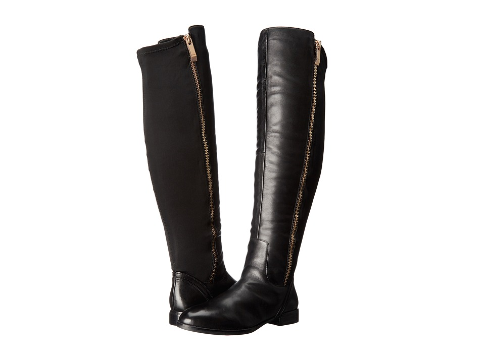 ALDO - Dyna-U (Black Leather) Women's Boots