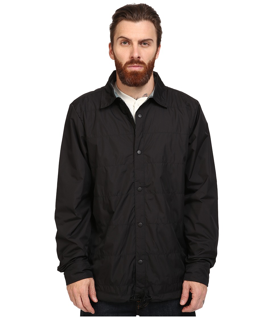 Vans - Jonesport Mountain Edition Jacket (Black) Men's Coat