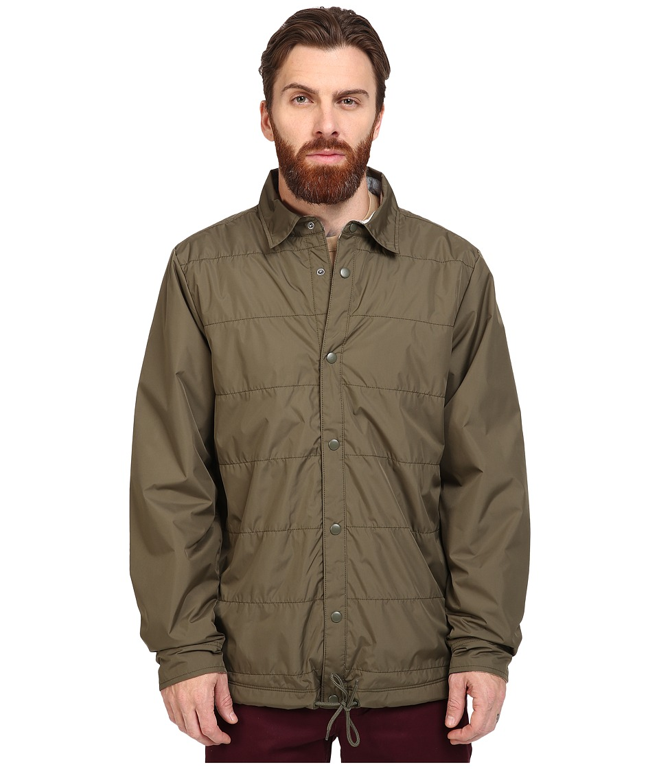 Vans - Jonesport Mountain Edition Jacket (Grape Leaf) Men's Coat