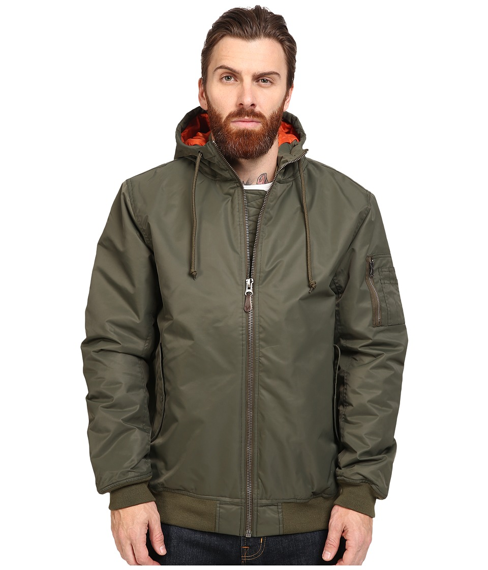 Vans - Kilroy Mountain Edition Jacket (Grape Leaf) Men's Coat