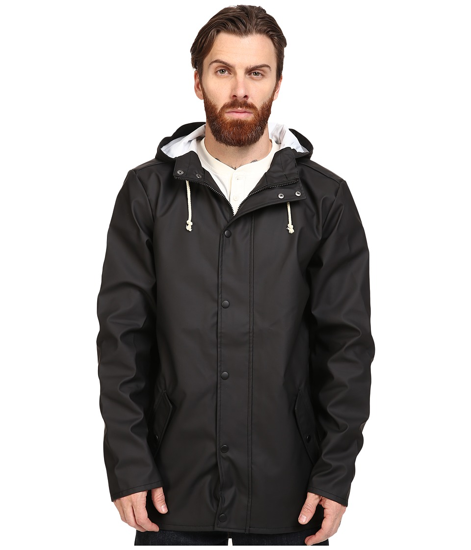 Vans - Junipero Moutain Edition Jacket (Black) Men's Coat