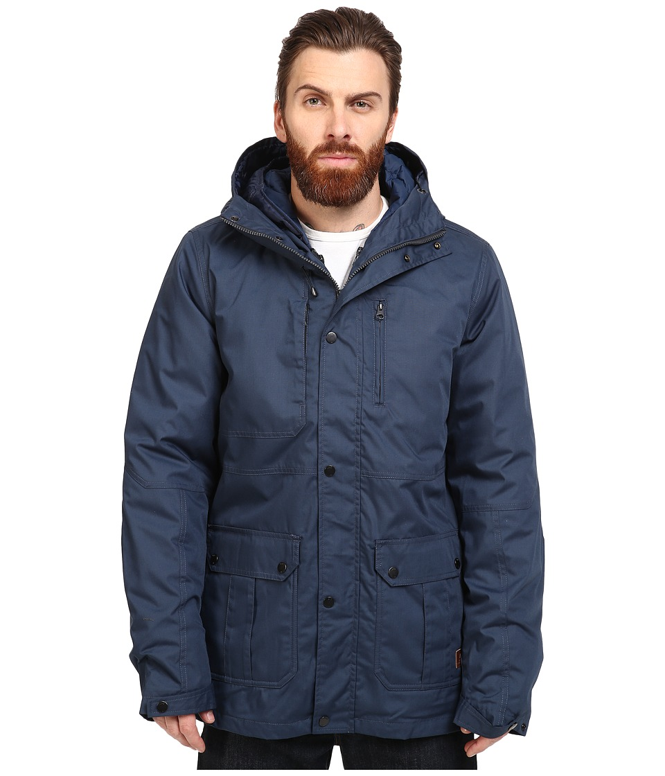 Vans - Flintridge Moutain Edition Jacket (Dress Blues) Men's Coat
