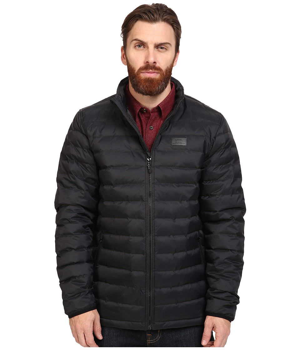 Vans - 66th Parallel Mountain Edition Jacket (Black) Men's Coat