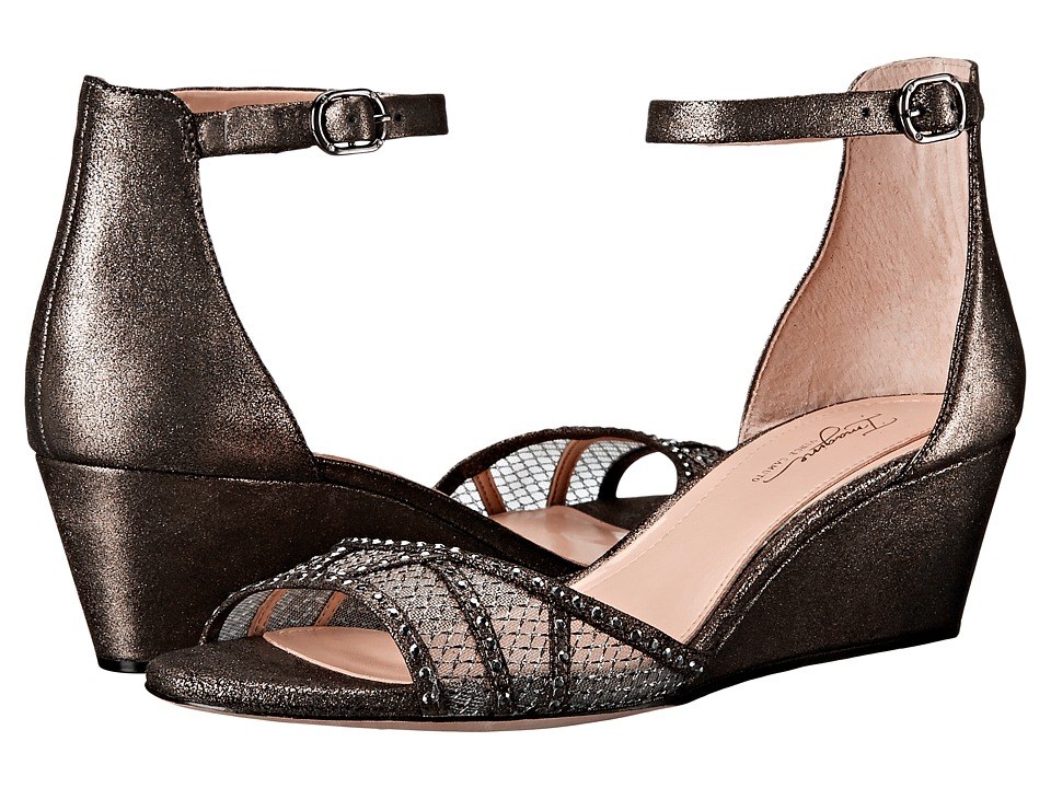Imagine Vince Camuto - Joan (Platinum) Women's Wedge Shoes