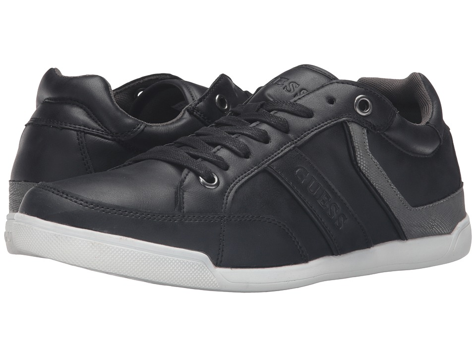 GUESS - Jaystone (Black) Men's Shoes