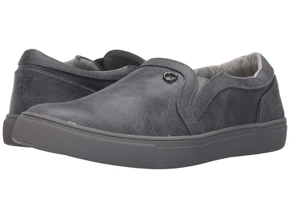 GUESS - Thompson (Grey) Men's Shoes