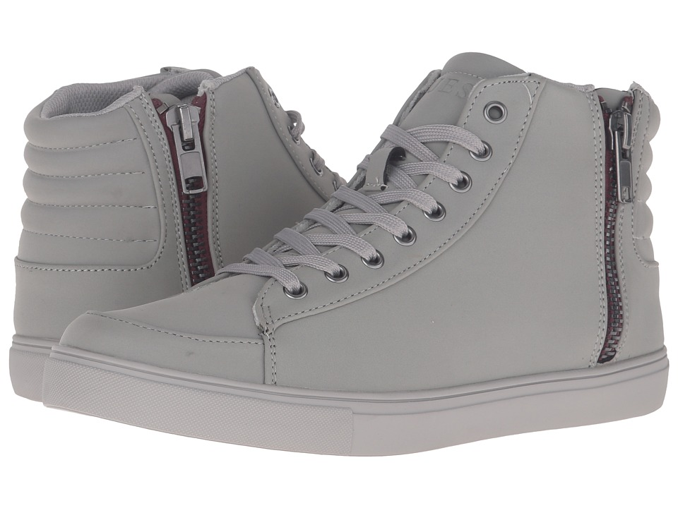GUESS - Tryst (Grey) Men's Shoes