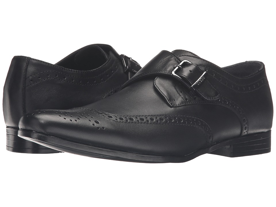 GUESS - Gulliver (Black) Men's Shoes