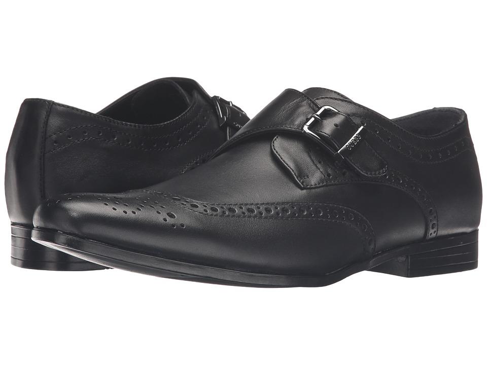 GUESS - Gulliver (Black) Men's Shoes