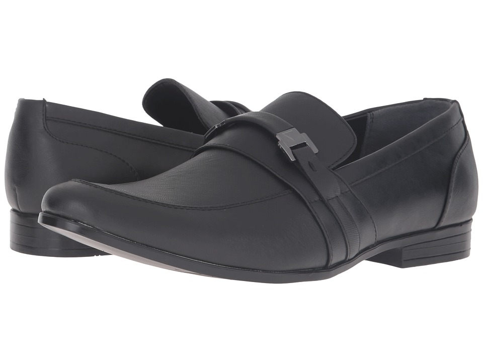 GUESS - Greg 2 (Black) Men's Shoes