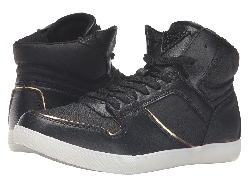GUESS - Jumper (Black) Men's Shoes