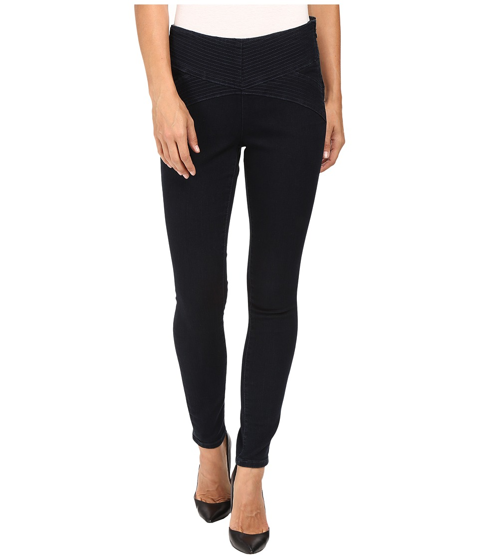 Jag Jeans Petite Petite Olive Skinny in Comfort Denim in After Midnight (After Midnight) Women
