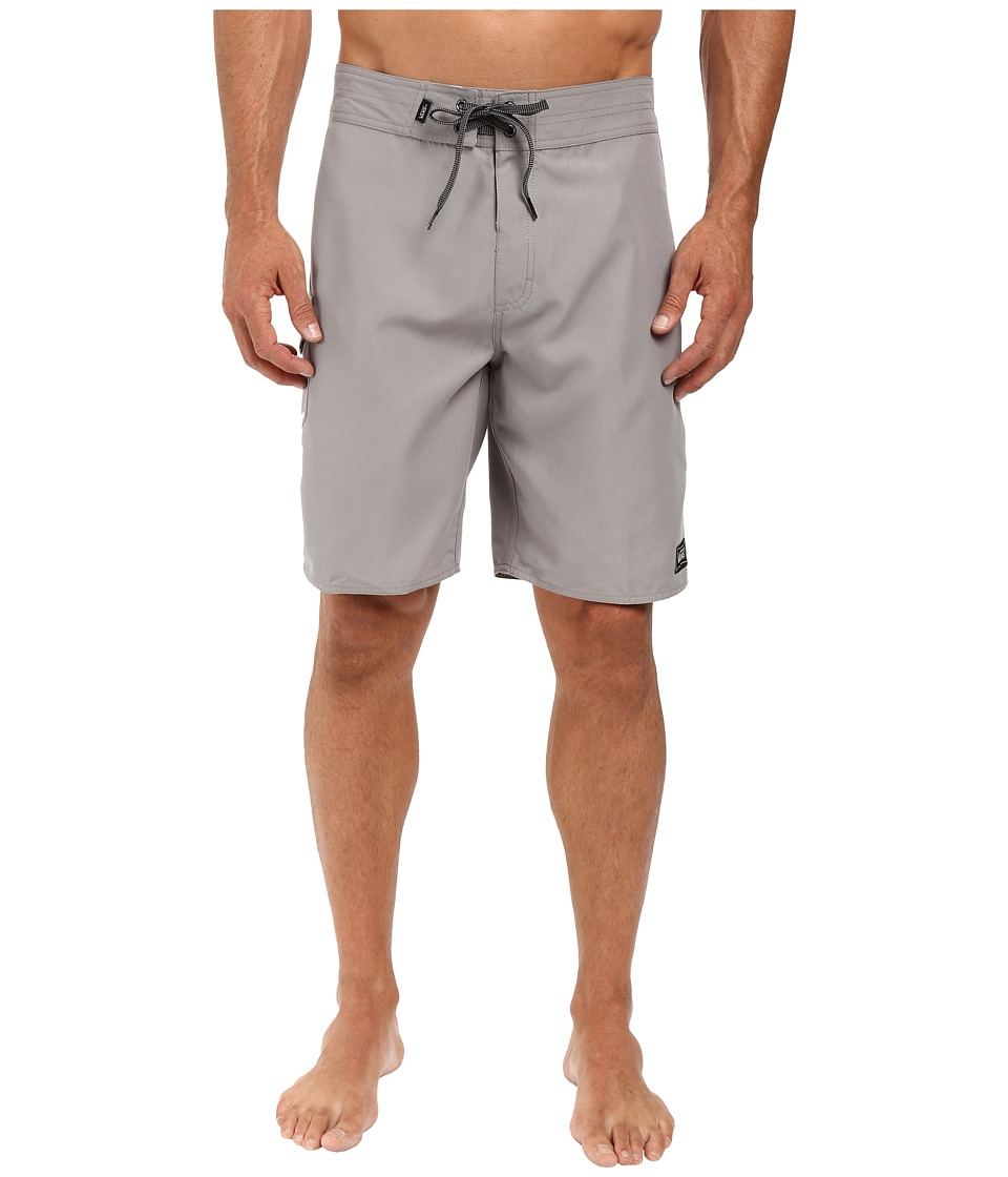 Vans - Classic Solid Boardshort (Frost Grey) Men's Swimwear