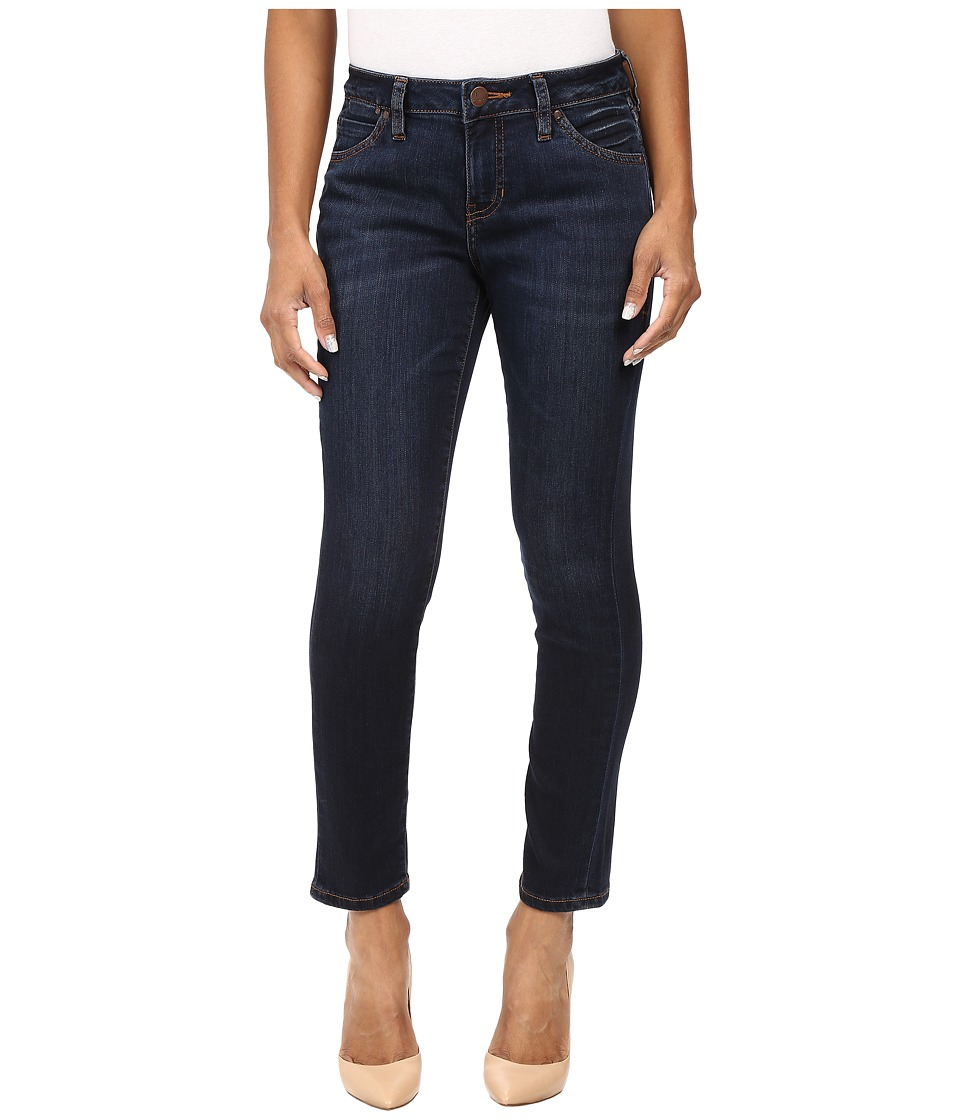 Jag Jeans Petite - Petite Penelope Slim Ankle in Platinum Denim in Indio (Indio) Women's Jeans