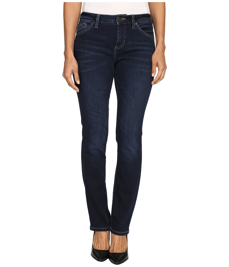Jag Jeans Petite - Petite Portia Straight in Platinum Denim in Indio (Indio) Women's Jeans