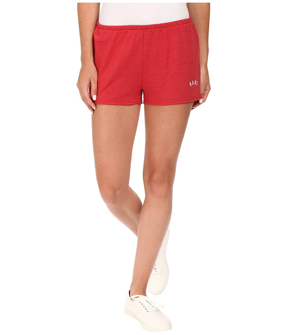 Vans - Schools in Shorts (Chili Pepper Heather) Women's Shorts