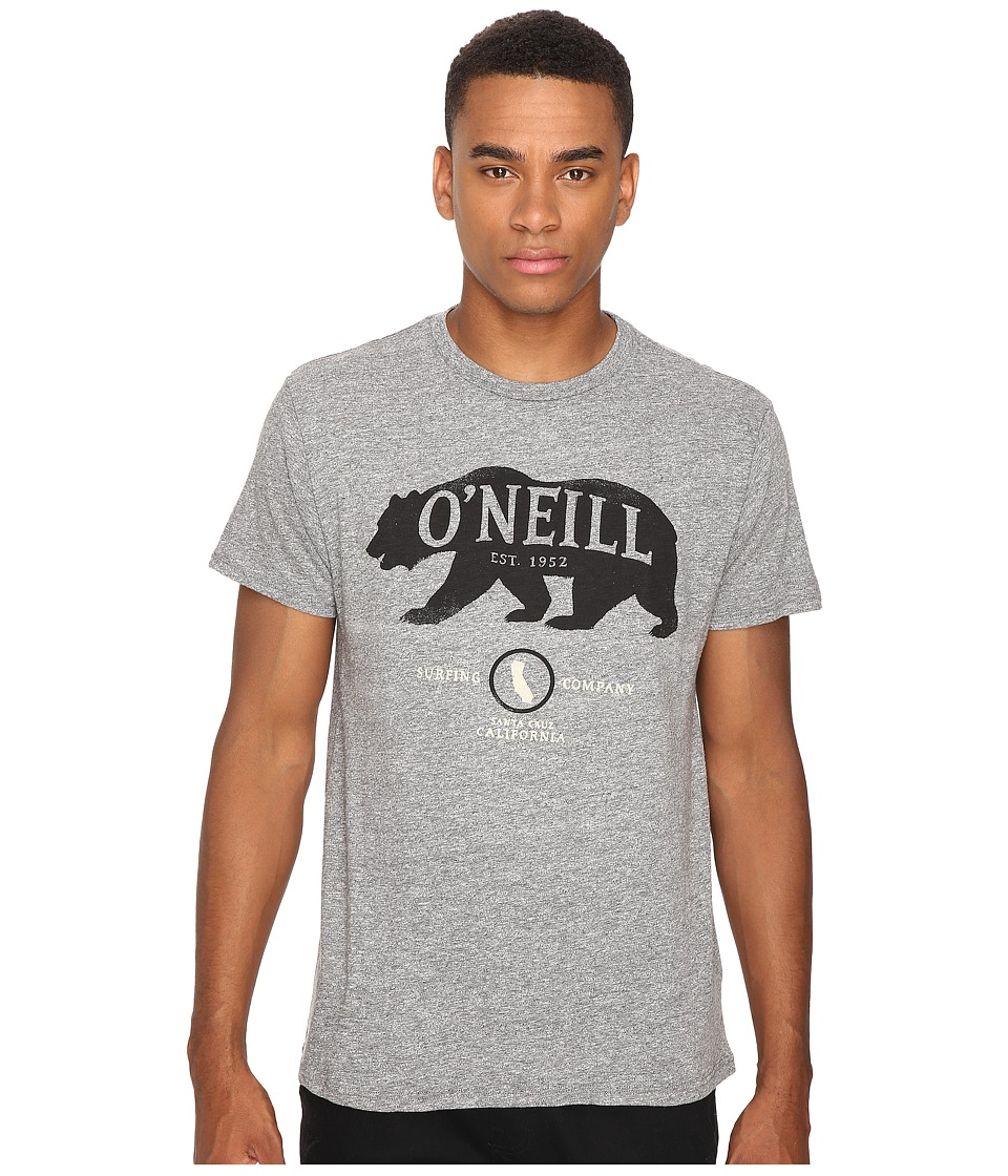 O'Neill - Prowl Tee (Black) Men's T Shirt