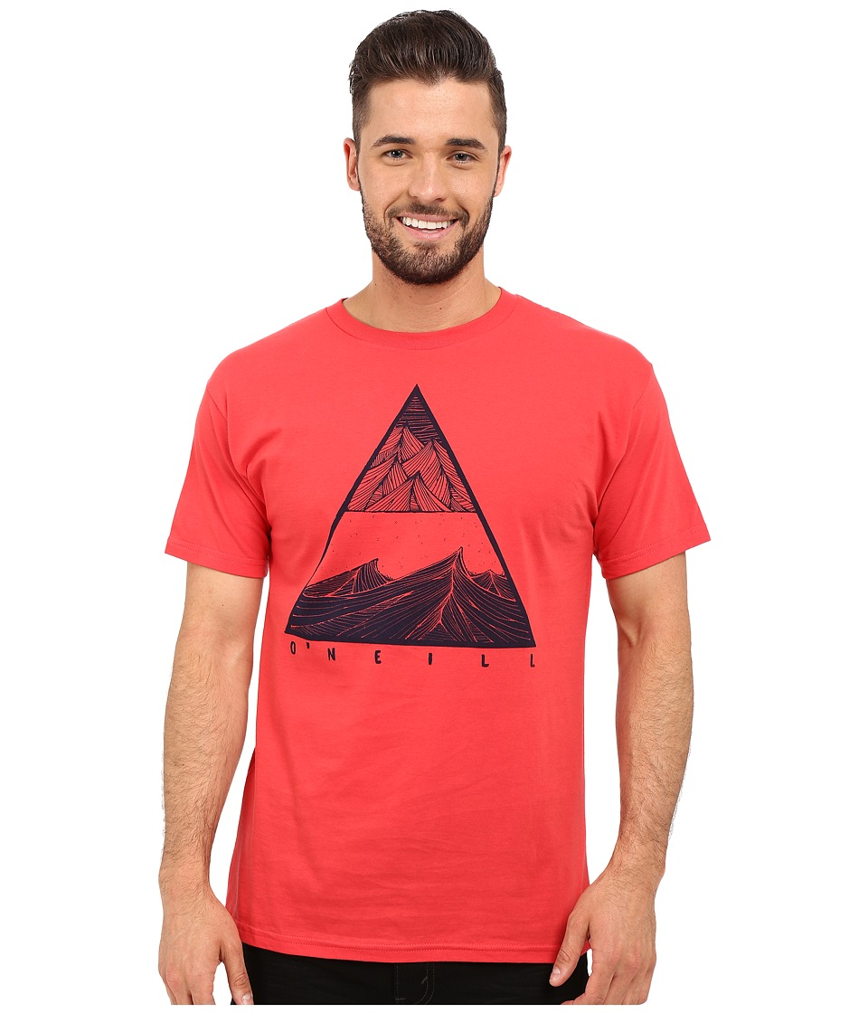 O'Neill - Revelator Tee (Bright Red) Men's T Shirt