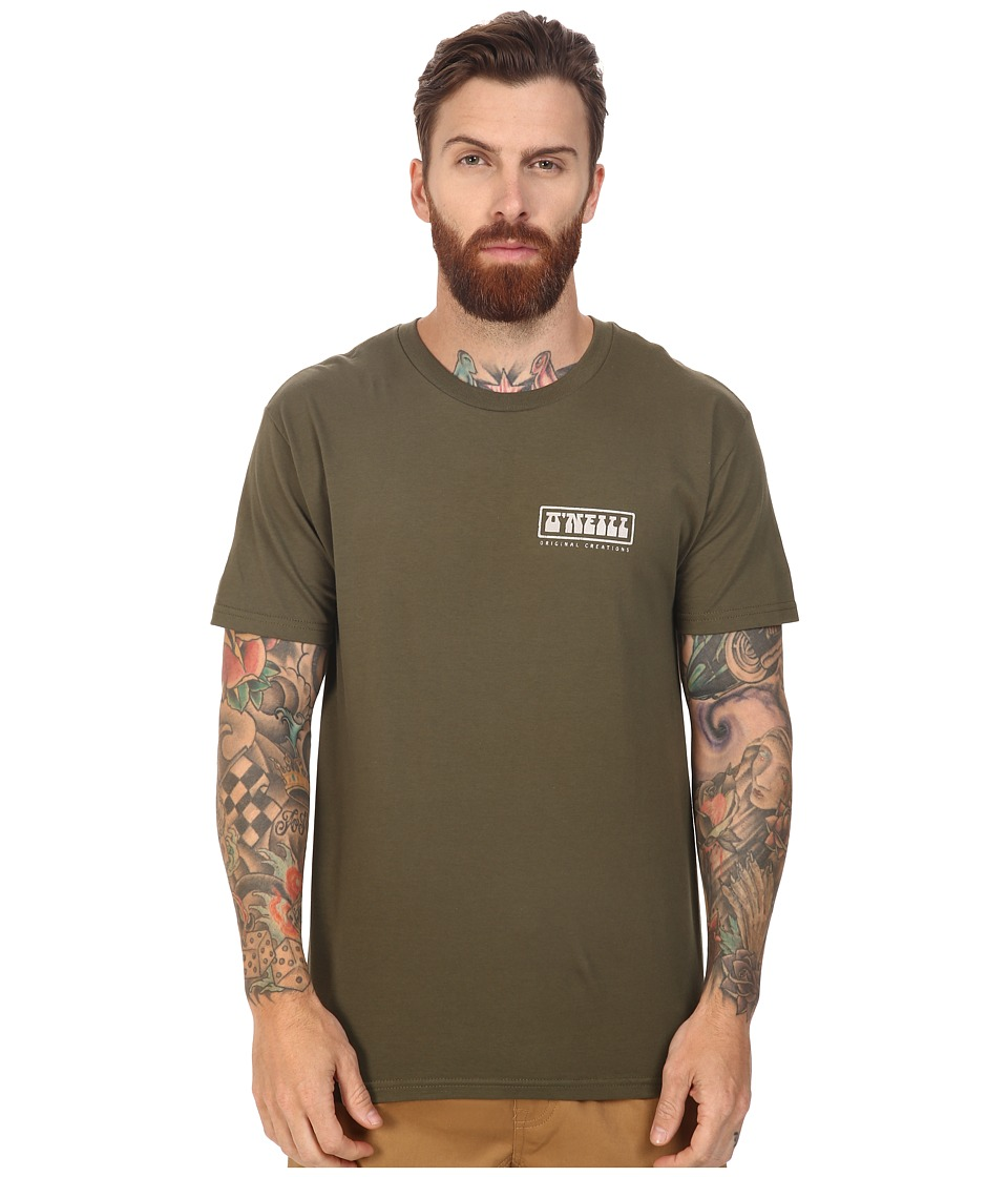 O'Neill - Mash Tee (Dusty Olive) Men's T Shirt