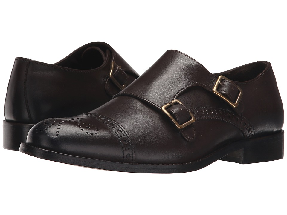 Bruno Magli - Alfanzo (Dark Brown) Men's Shoes