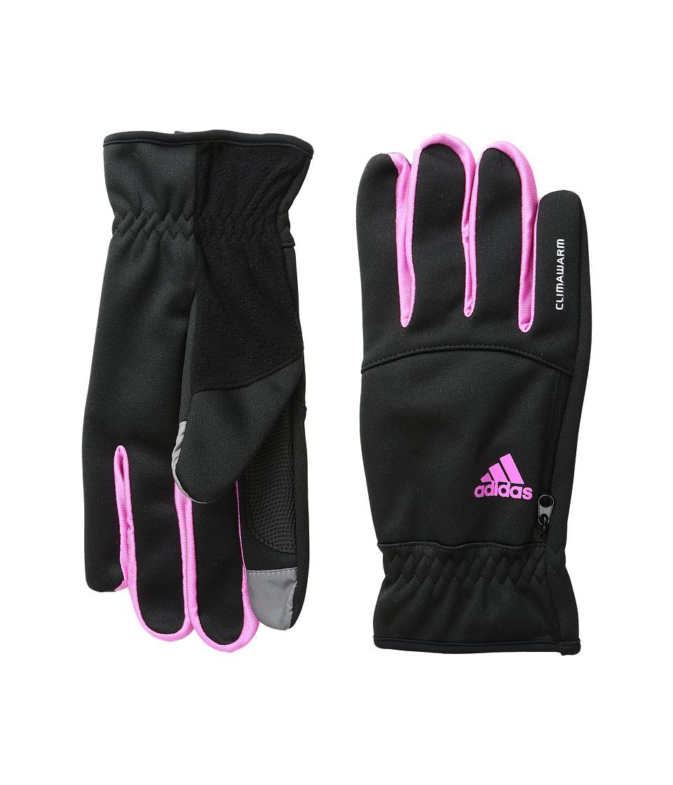 adidas - AWP 2.6 (Black/Bold Pink) Liner Gloves