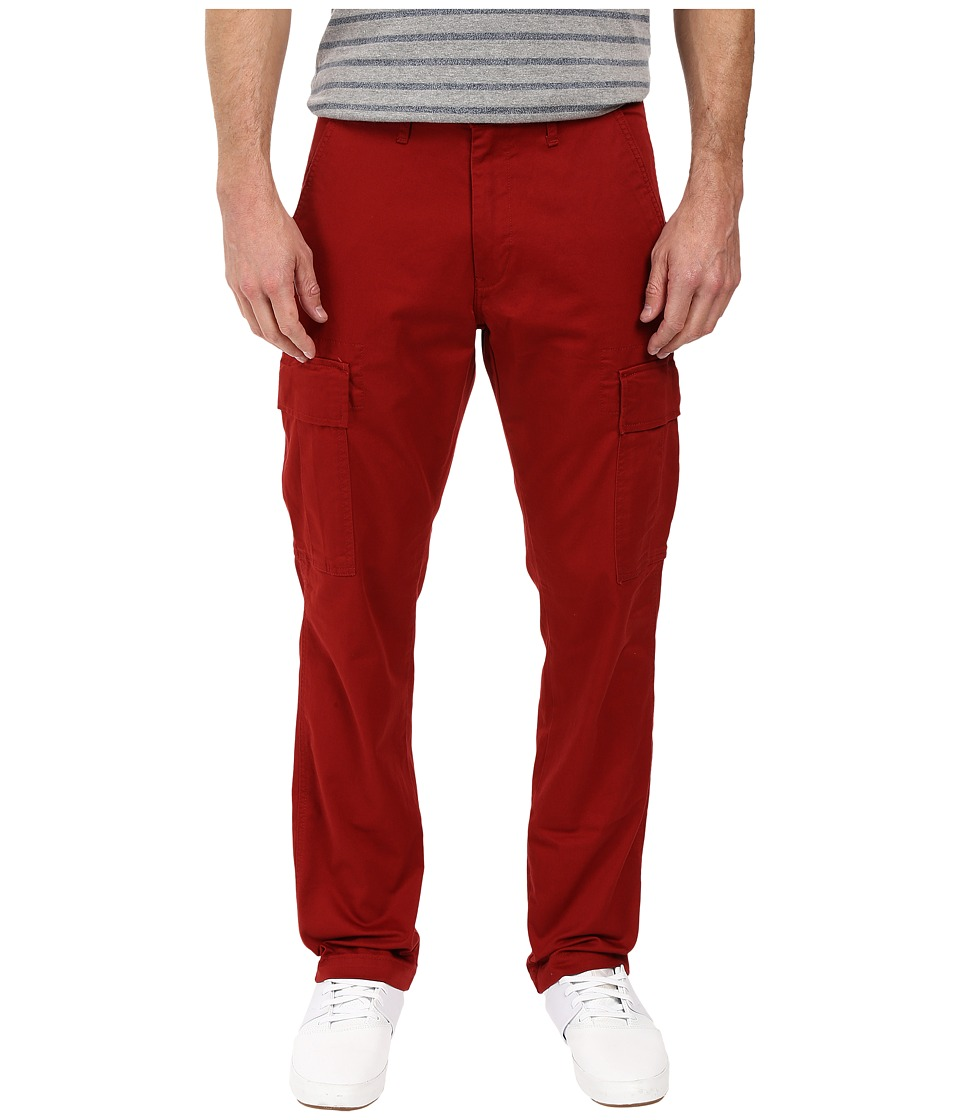 Levi's(r) Mens - 541 Athletic Cargo (Sun Dried Tomato) Men's Casual Pants