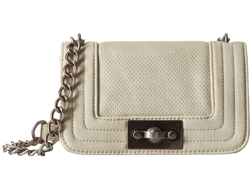 Steve Madden - Bbae Crossbody (Taupe) Cross Body Handbags