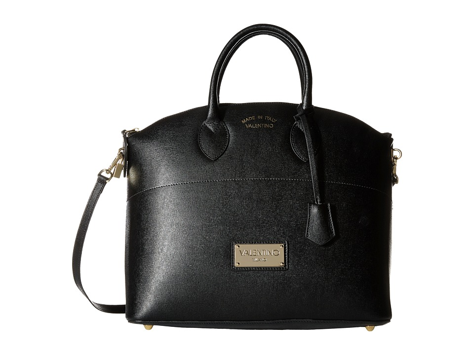 Valentino Bags by Mario Valentino - Bravia (Black 1) Satchel Handbags