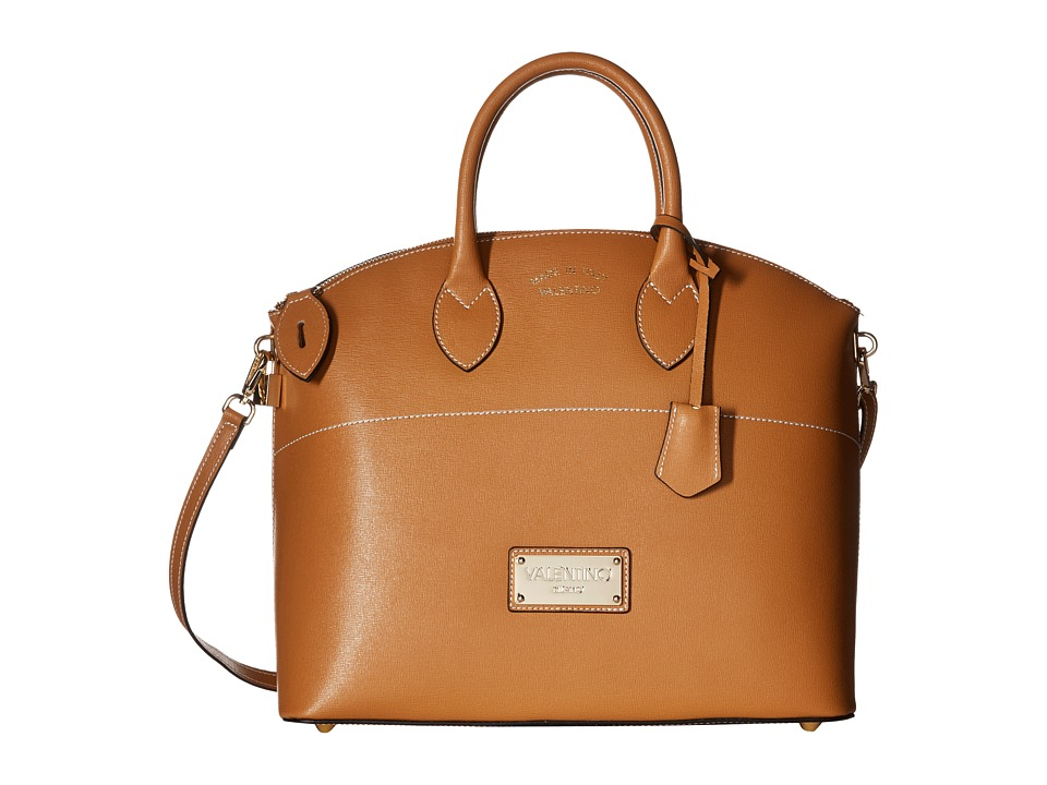Valentino Bags by Mario Valentino - Bravia (Whiskey) Satchel Handbags