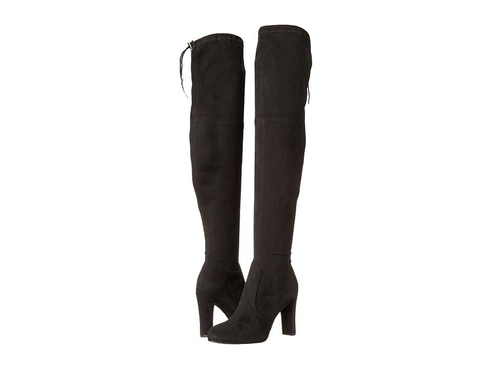 Sam Edelman - Kent (Black Microsuede) Women's Shoes