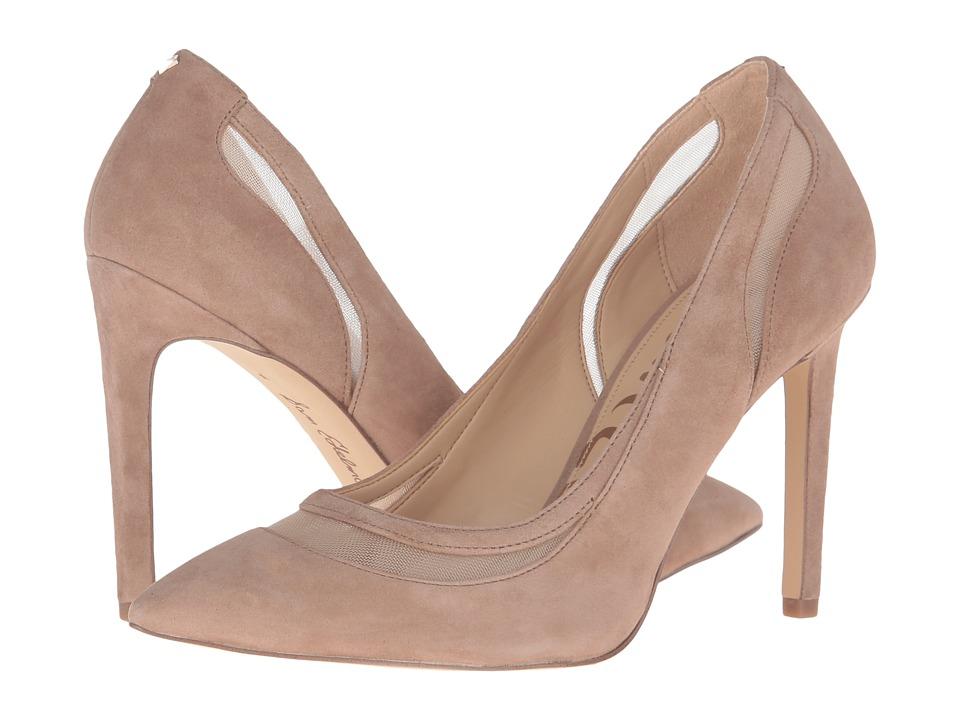 Sam Edelman - Nixon (Oatmeal Kid Suede Leather) Women's Shoes