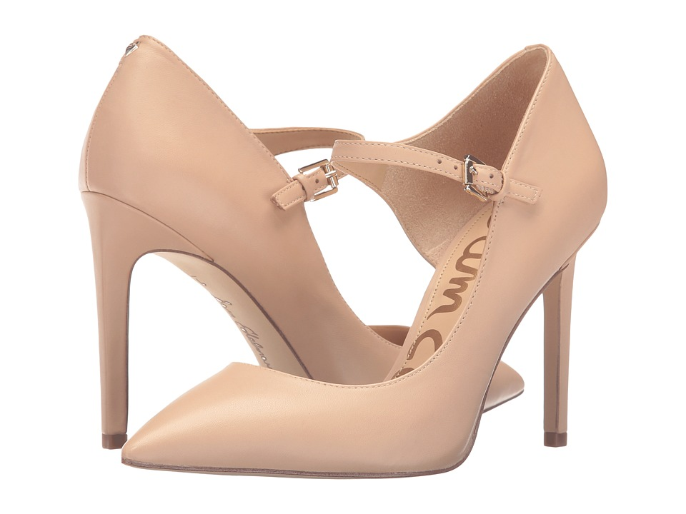 Sam Edelman - Nora (Nude Glow Leather) Women's Shoes