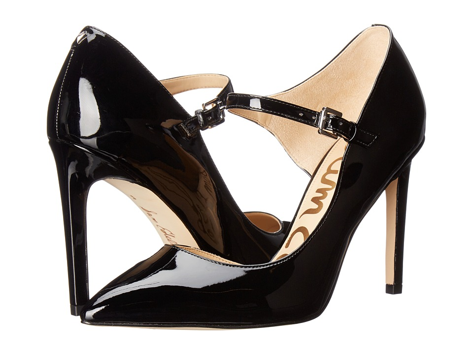 Sam Edelman - Nora (Black Patent) Women's Shoes