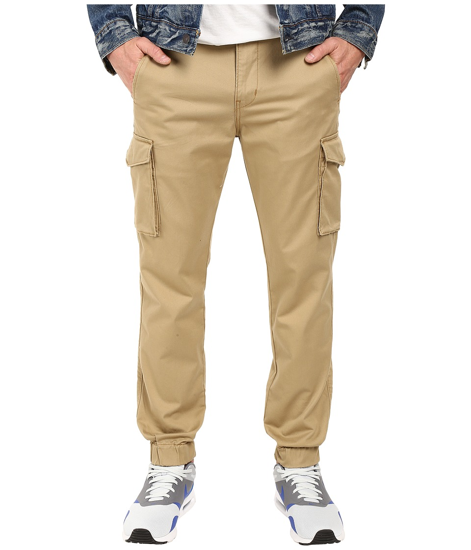 Levi's(r) Mens - Cargo Jogger Pants (Harvest Gold) Men's Casual Pants