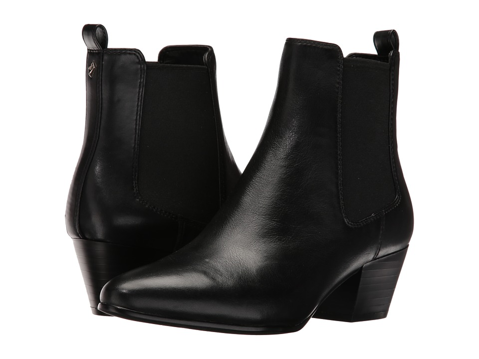 Sam Edelman - Reesa (Black Modena Calf Leather) Women's Shoes