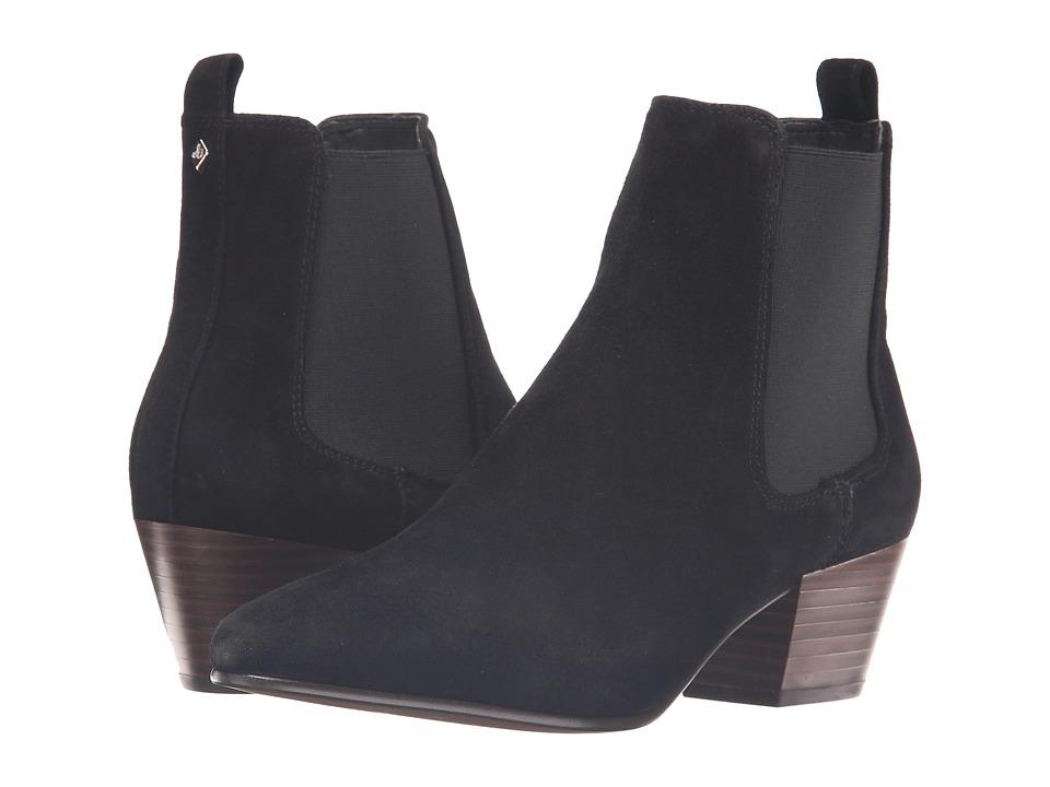Sam Edelman - Reesa (Black Kid Suede Leather) Women's Shoes