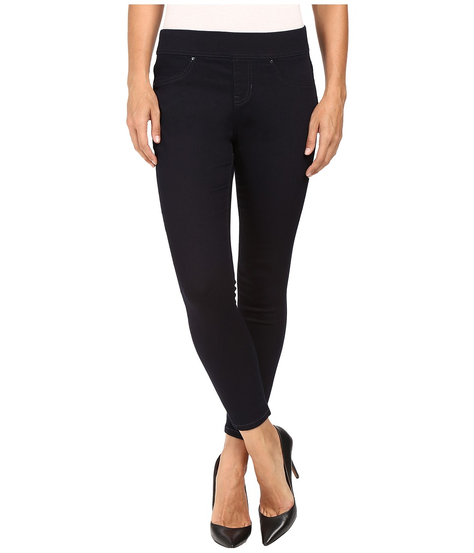 Jag Jeans Petite - Petite Pull-On Marla Leggings in Leggings Denim in Indigo Rinse (Indigo Rinse) Women's Jeans