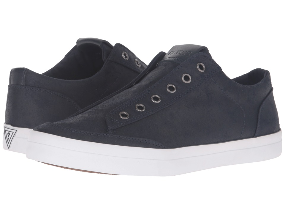 GUESS - Mitt (Navy) Men's Shoes